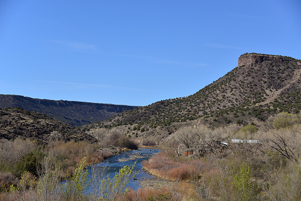 Rio Grande at Pilar