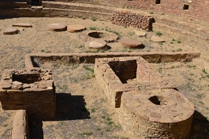 Another view of the Kiva.