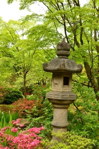 Japanese Garden Shrine