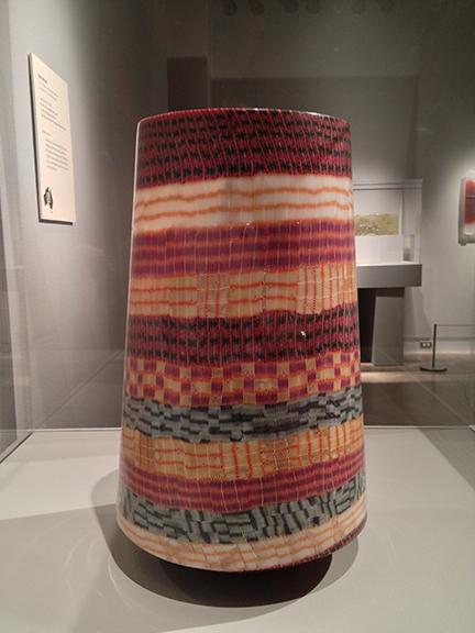 textile vessel