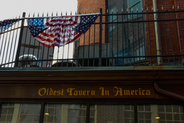 ...America's oldest tavern.
