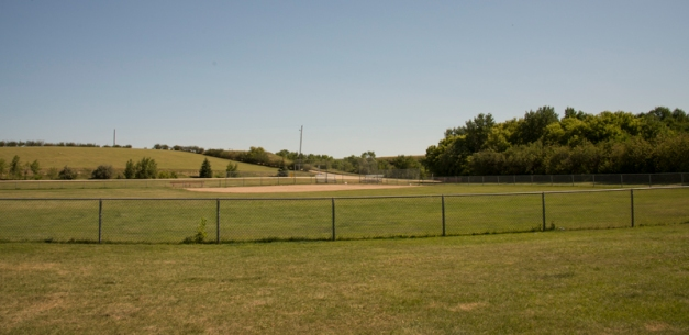 Dunnet baseball diamond