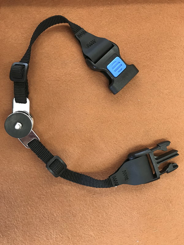 alternate carry strap attachment