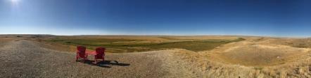Frenchman River Valley vista