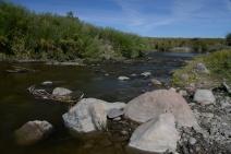 Frenchman River vista