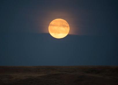 Grasslands Moonrise 2