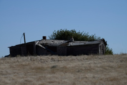 Larsen Ranch building
